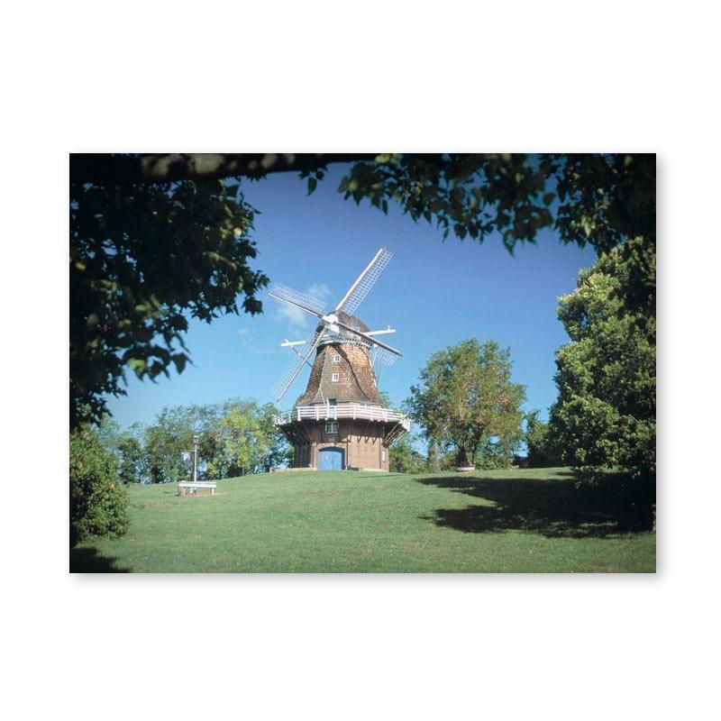 Картина обогреватель «Ветреная мельница» 60X80 см. (0.5 кВт.)