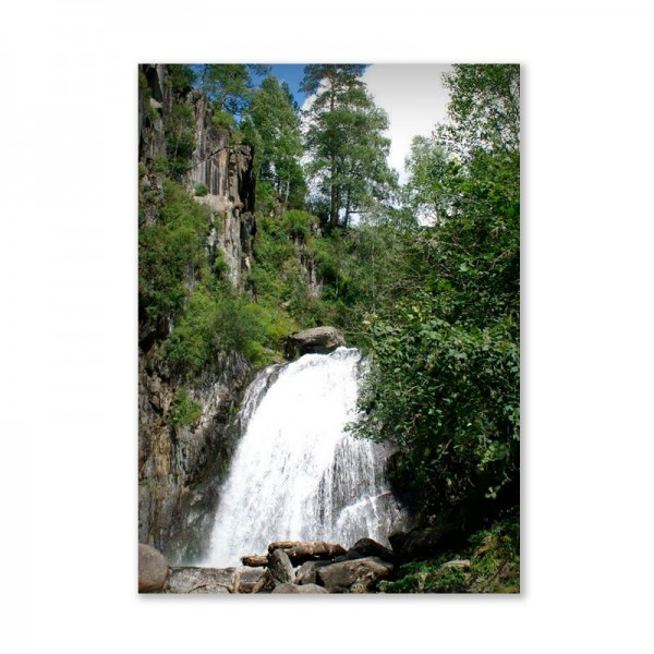 Картина обогреватель «Водопад-2» 60X80 см. (0.5 кВт.)