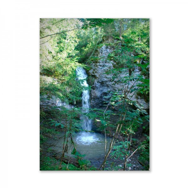 Картина обогреватель «Водопад» 60X80 см. (0.5 кВт.)