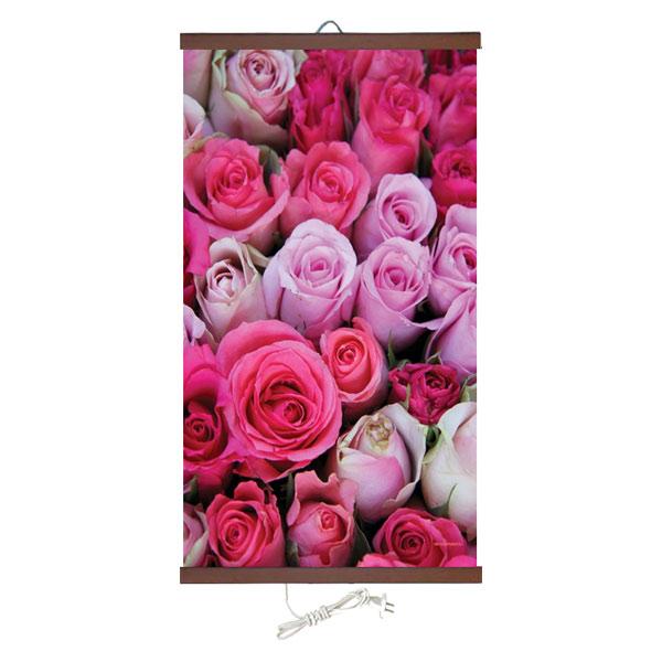 Бархатное тепло «Розы» 60X100 см. (0.4 кВт.)