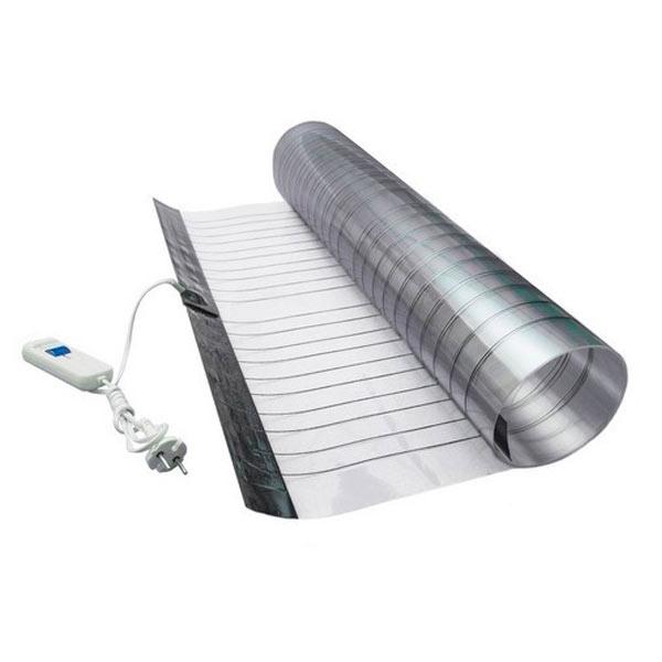 Мобильный ифракрасный плёночный теплый пол  180X60 см. (0.25 кВт.)