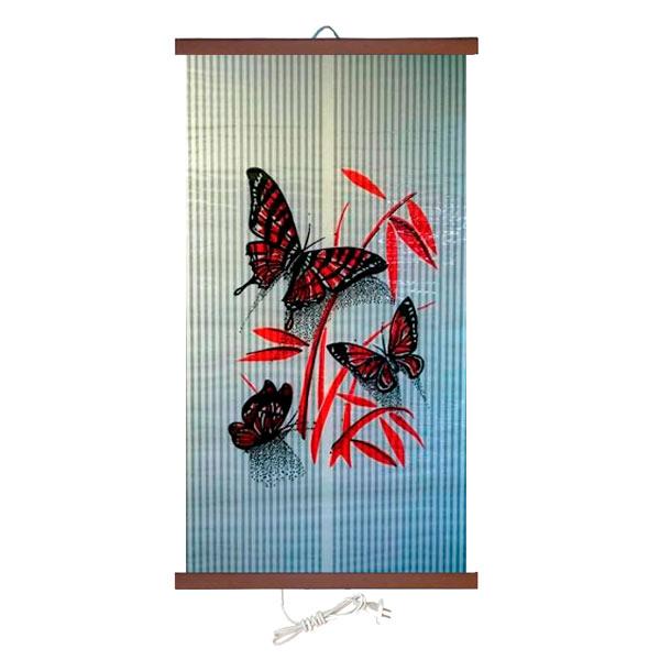 Бархатный сезон «Бабочки 2» 58X120 см. (0.5 кВт.)