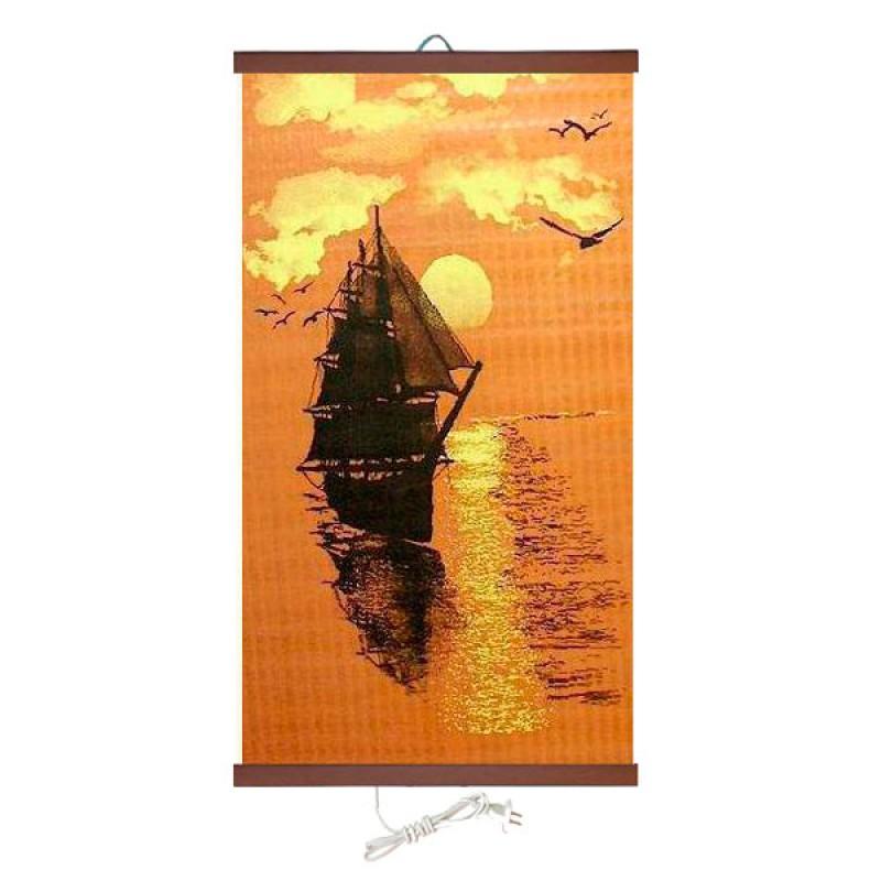 Бархатный сезон «Море» 58X120 см. (0.5 кВт.)