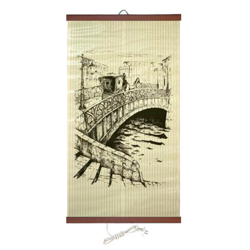 Бархатный сезон «Мост» 58X120 см. (0.5 кВт.)