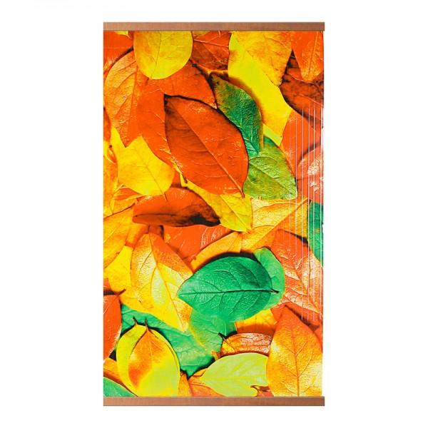 Домашний очаг «Листья» 60X105 см. (0.5 кВт.)