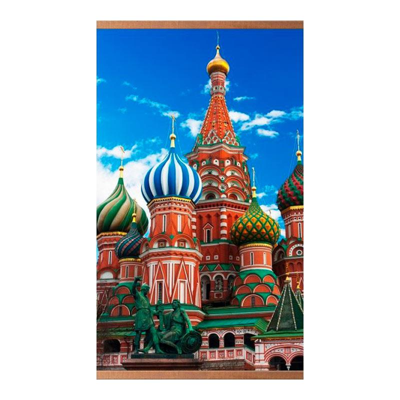Домашний очаг «Москва» 60X105 см. (0.5 кВт.)